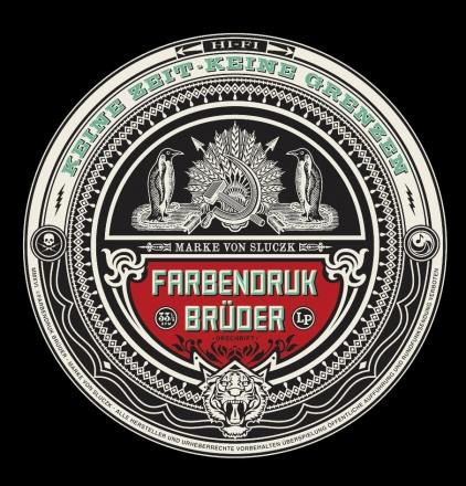 FARBENDRUCK BRÜDER - студия дизайна футболок из Слуцка
