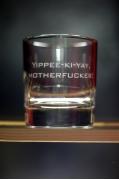 """Бокал для виски """"Yippee-ki-yay"""""""