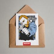 "Открытка ""Van Gogh"""