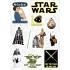 """Набор виниловых стикеров №3 """"Star Wars"""""""