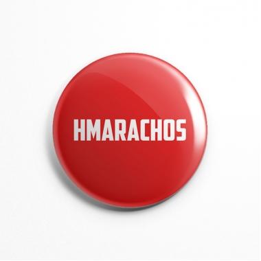 "Значок ""HMARACHOS"" (252)"